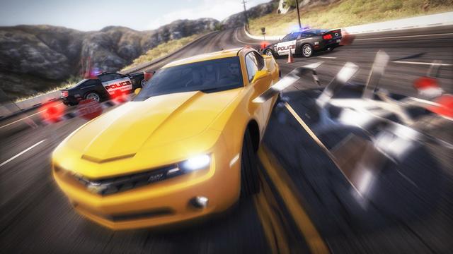 Pursuit Race Rush