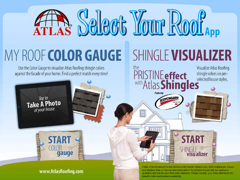 Atlas Select Your Roof