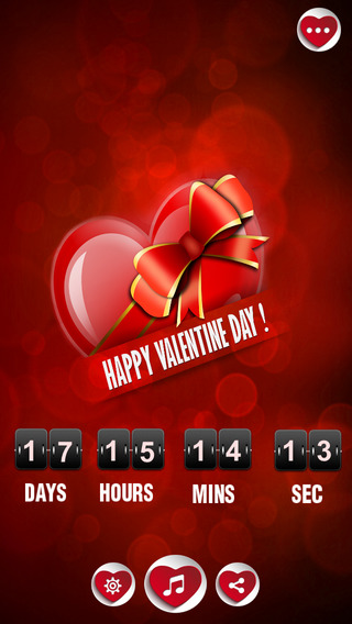 Valentine's Day 2015 - Countdown