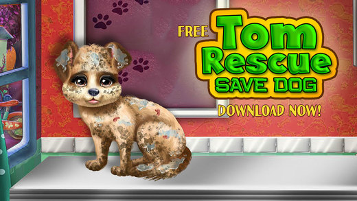 Tom Rescue : Save the Abandoned and ill dog