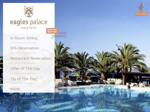 Eagles Palace Halkidiki for iPad