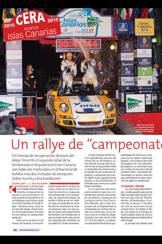 AUTOhebdo SPORT (revista) screenshot 2