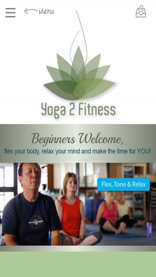 Yoga 2 Fitness