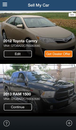Sell My Car - A TrueCar Labs Project