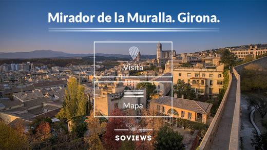 Mirador de la Muralla de Girona