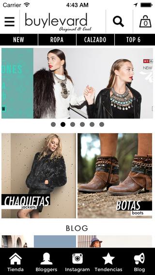 Buylevard - Tienda de moda online