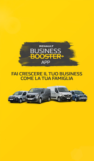 Renault Business Booster Veicoli Commerciali