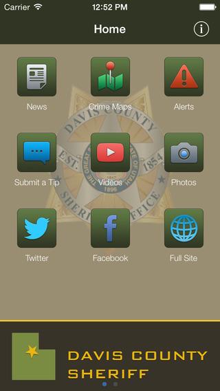 Davis County Sheriff