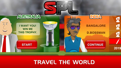 Screenshots of Stick Cricket Premier League for iPhone