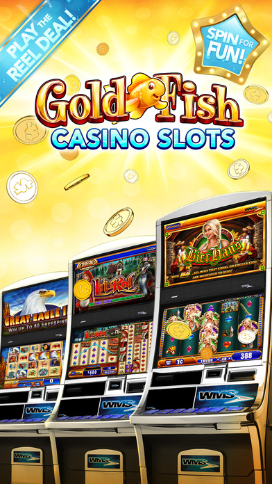 Gold Fish Casino Slots Review Fruit Machine Fairytale