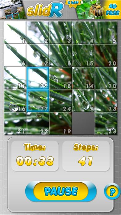 slidR lite iPhone Screenshot 3