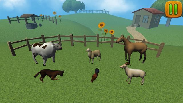 Farm Animal Voices: Enjoy The Sounds