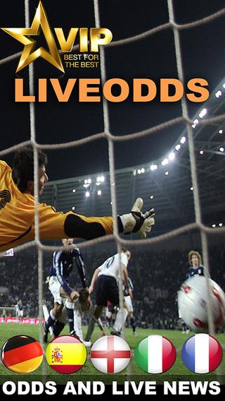 Liveodds - Livescore soccer