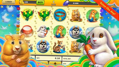 Screenshot 4 Счастливые Слоты — играй и выигрывай!