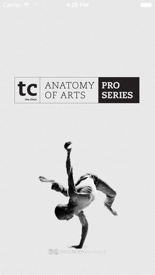 Anatomy of Arts PRO SERIES