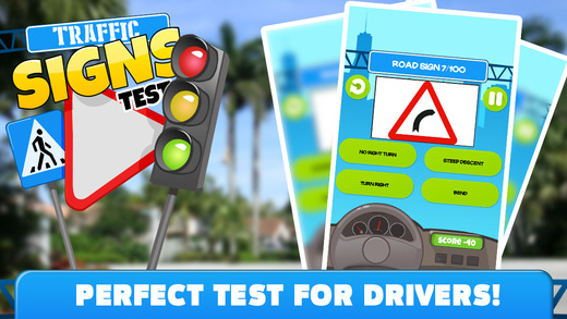 Traffic Signs Test