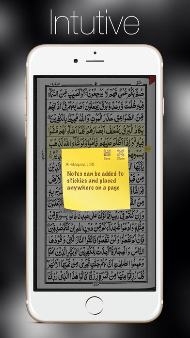 Quran Kareem 16 Line iPhone Screenshot 4