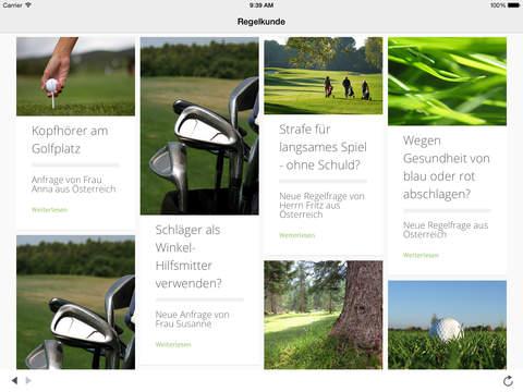 Clubmaker HD iPad Screenshot 3