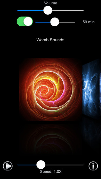 Womb Sounds - Baby Sound Machine Screenshots