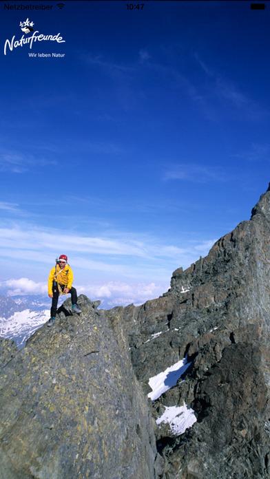 Tourenportal - zu den schönsten Zielen und Berggipfeln in Österreich und Bayern iPhone Screenshot 1