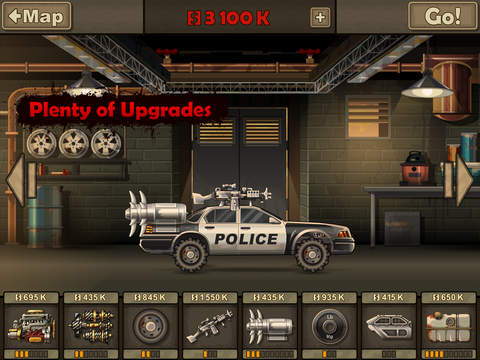 ipad Earn to Die 2 Screenshot 3