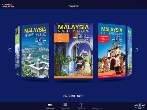Tourism Malaysia Brochures