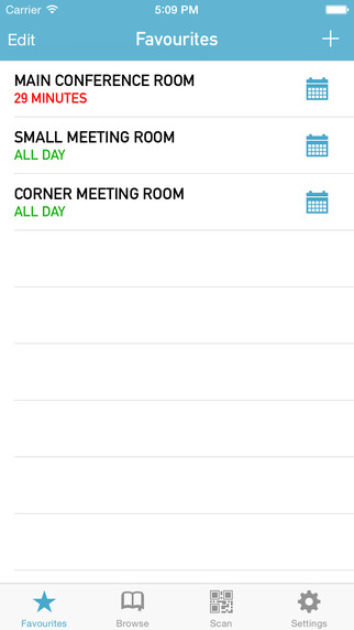 Roomr Pro - Check meeting room availability