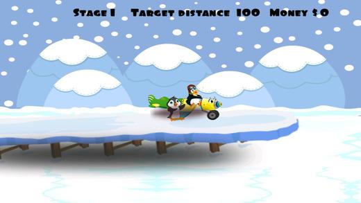 Flying Penguin Saga PRO - Crazy Wings Launch Mania
