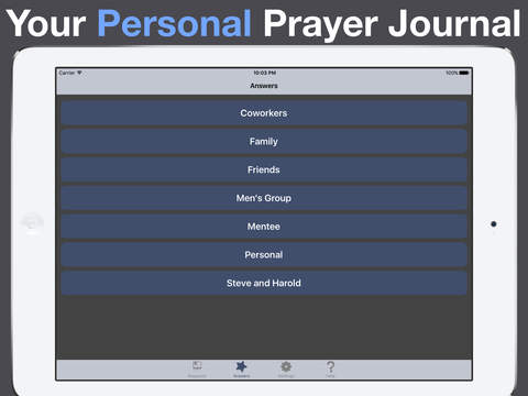 Prayer Notes PRO - The Mobile Daily Journal, Worship, Bible Reference, and Church Prayers Book