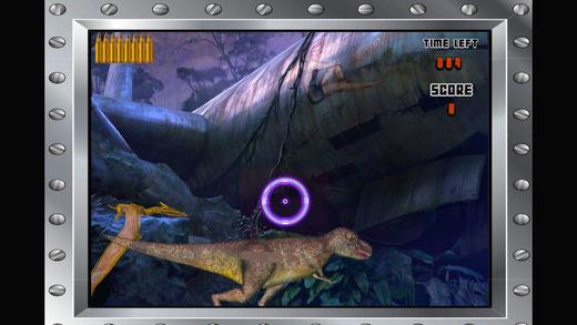 Dinosaur Hunter Crossing