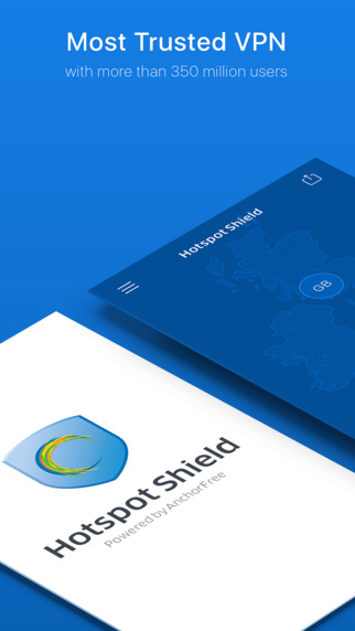 Hotspot Shield Free VPN Proxy | Best VPN to Access Internet Web Sites and Apps Securely | WiFi Security and My IP Address Privac Screenshots