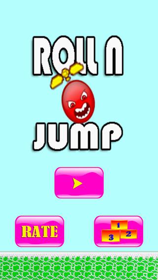 Roll N Jump : Emoji Version