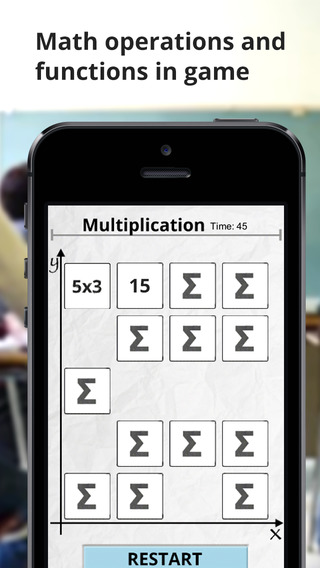 Eduxeso - Math: Learn math and play pairs matching puzzle game