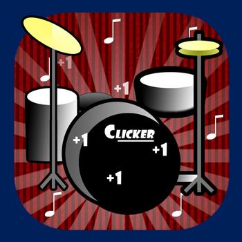 Drumkit Clicker 遊戲 App LOGO-硬是要APP