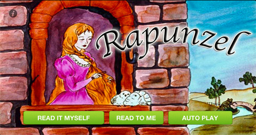Rapunzel - Children's Classics