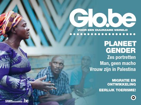 Glo.be Magazine NL 2015 02