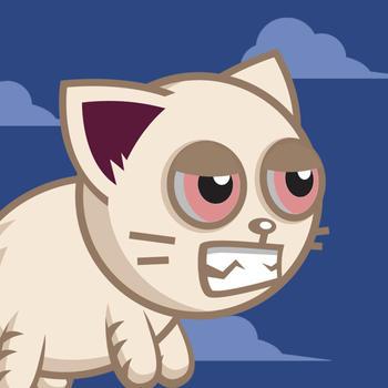 Ganja Cat LOGO-APP點子