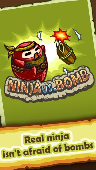 Ninja vs. Bomb