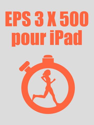 EPS 3X500 pour iPad