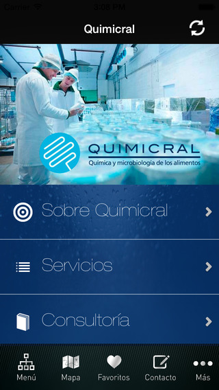 Quimicral.