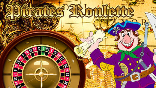 Pirates Roulette in Old Las Vegas Live Deal Casino Multiplayer Game Free