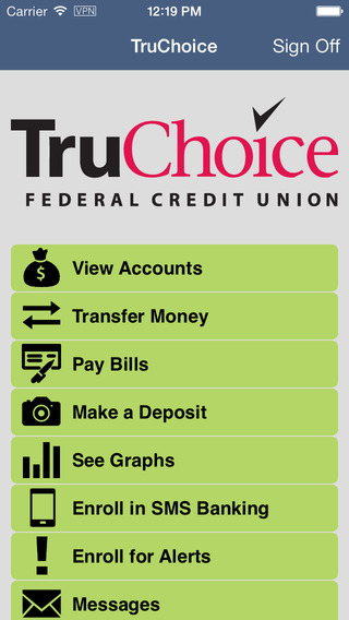 TruFCU Mobile Banking