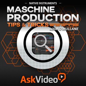 Production Tips and Tricks For Maschine LOGO-APP點子