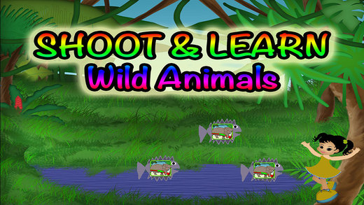 Animals hunt learn In The Wild