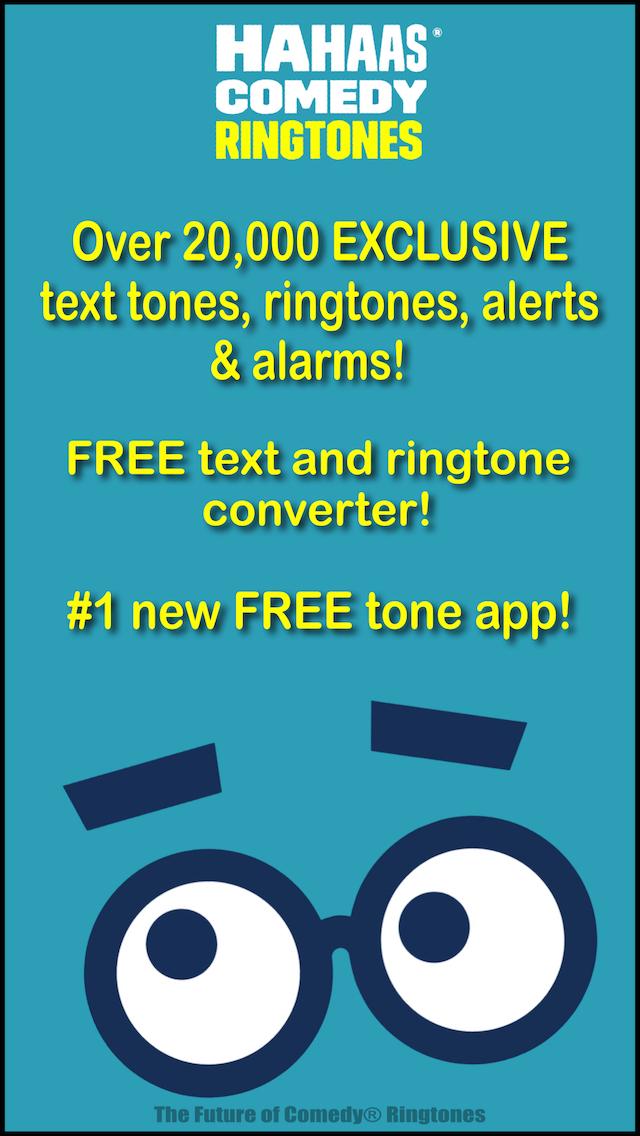 Comedy Ringtones Superstore & Ringtone Converter Скриншоты3