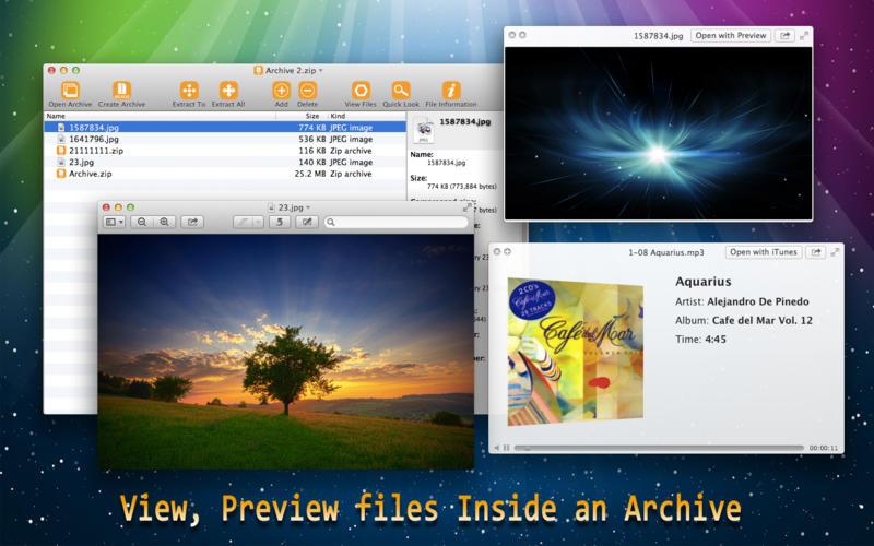 Archive Expert Screenshot - 4