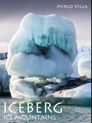 Iceberg: ice mountains