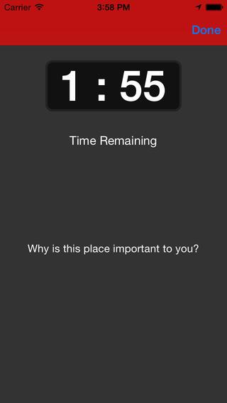 The Matter of Memory iPhone Screenshot 4