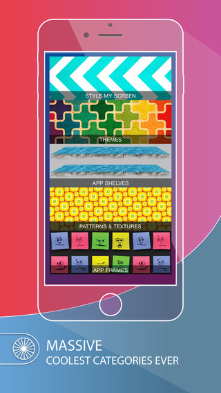 Colorful Retina Wallpapers Backgrounds Pro