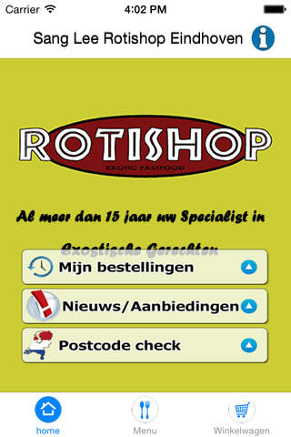 Sang Lee Rotishop screenshot 1